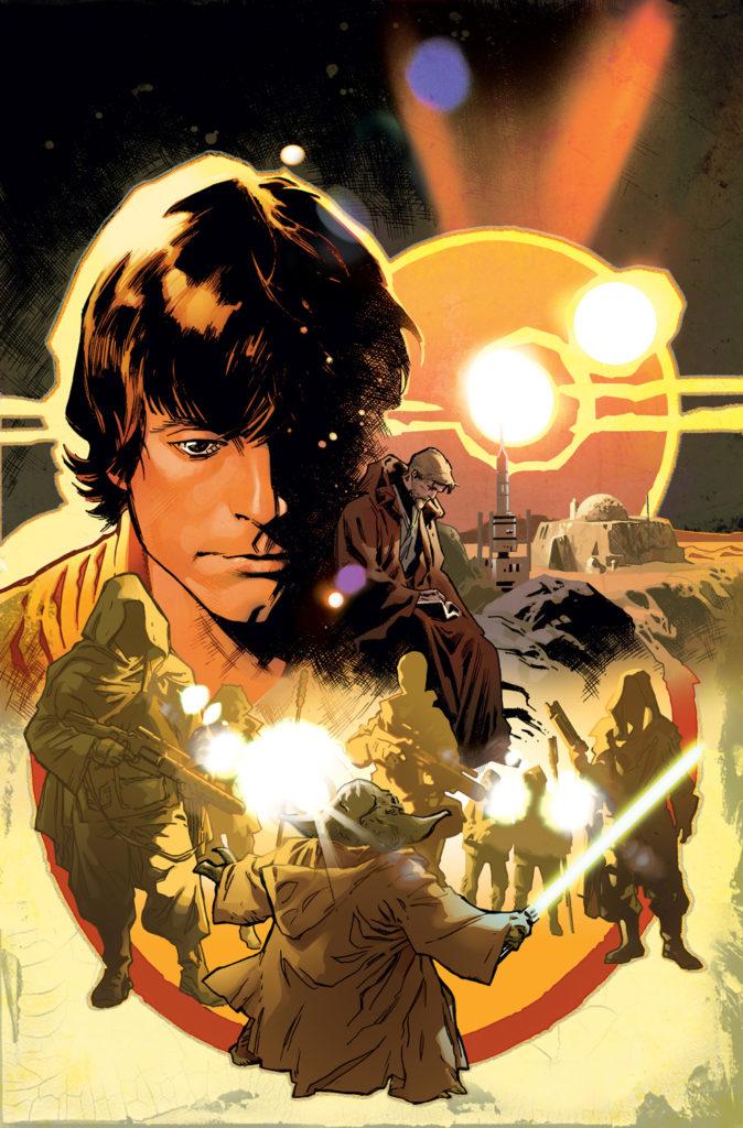 Marvel, Cómic, Luke
