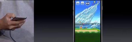 Super Mario IOS