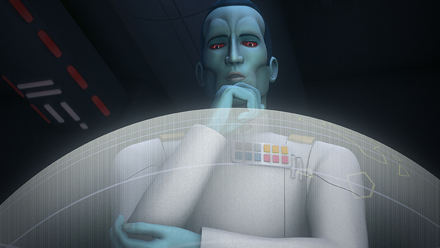 Thrawn Star Wars Rebels