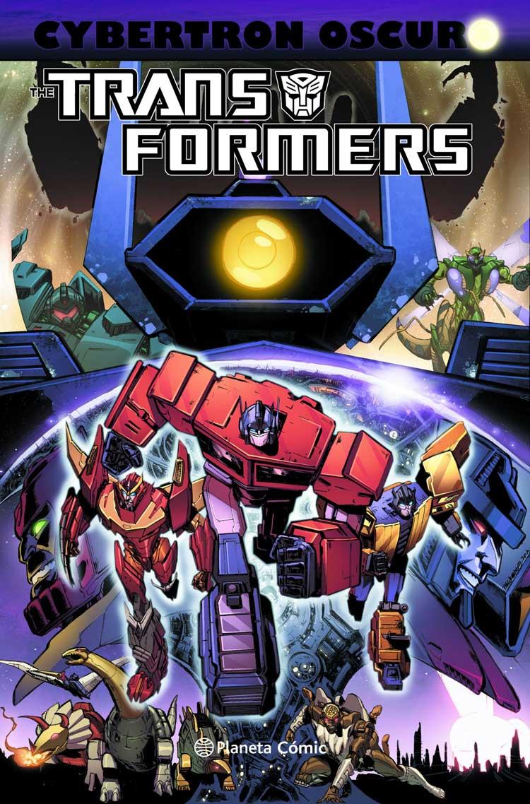 Transformers - Dark Cybertron