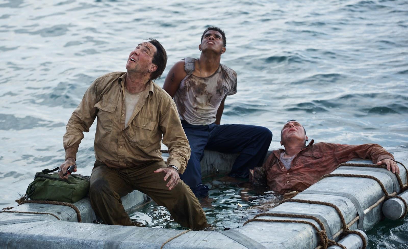 Nicolas Cage, II Guerra Mundial, Tiburones
