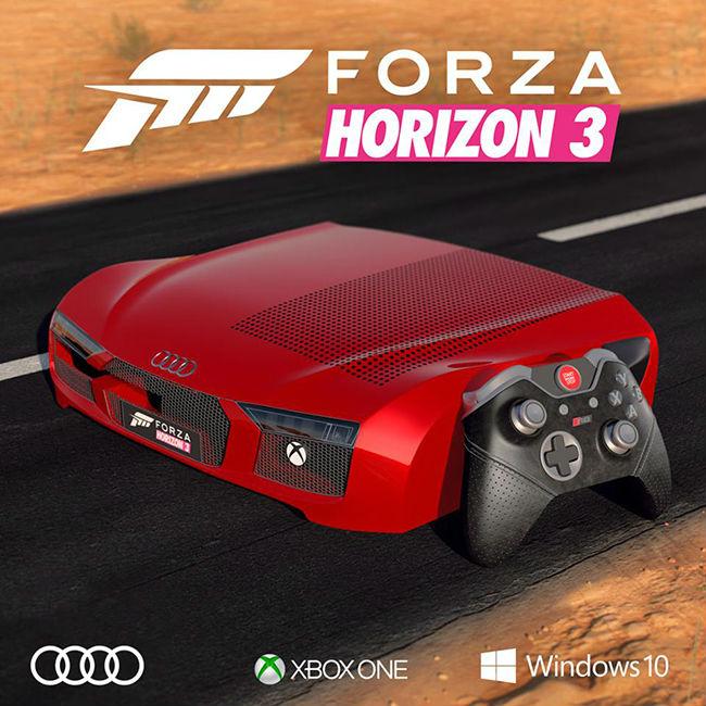 Xbox One - Audi R8