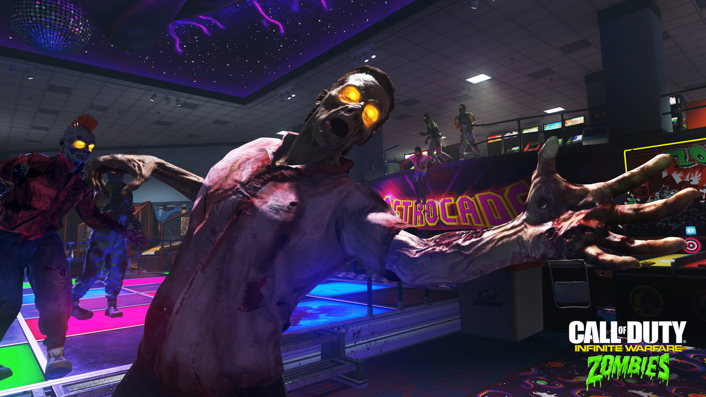 Zombies in Spaceland 1