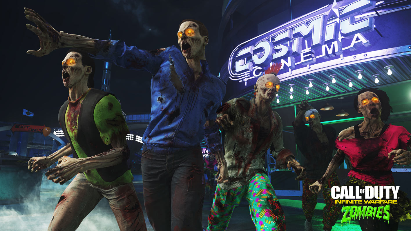 Zombies in Spaceland 3