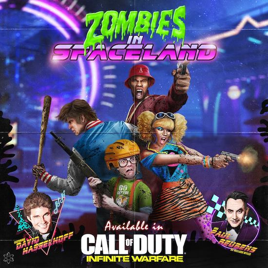 Zombies in Spaceland 4
