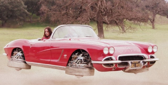 Agentes de SHIELD - Lola, coche de Coulson