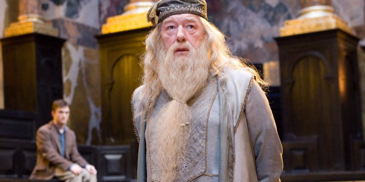 Albus Dumbledore - Harry Potter