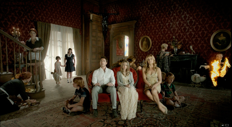 American Horror Story - Crossover Murder House y Coven