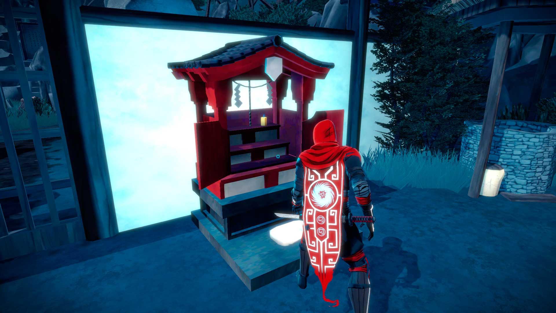 Análisis Aragami Santuario