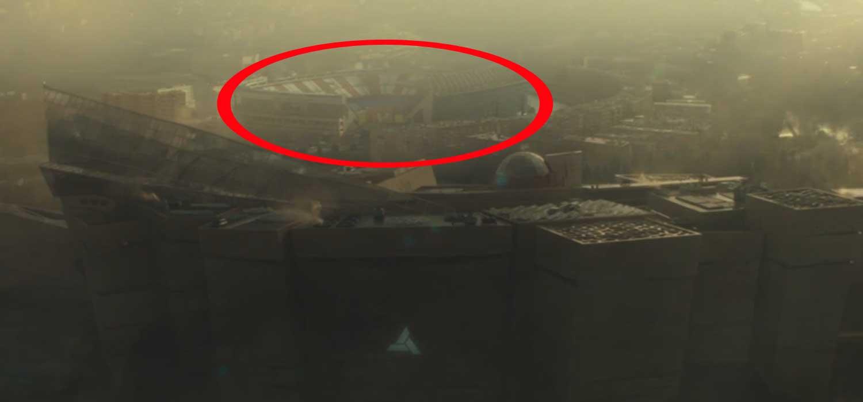 Assassin's Creed: El Vicente Calderón del Atlético de Madrid se cuela en el tráiler