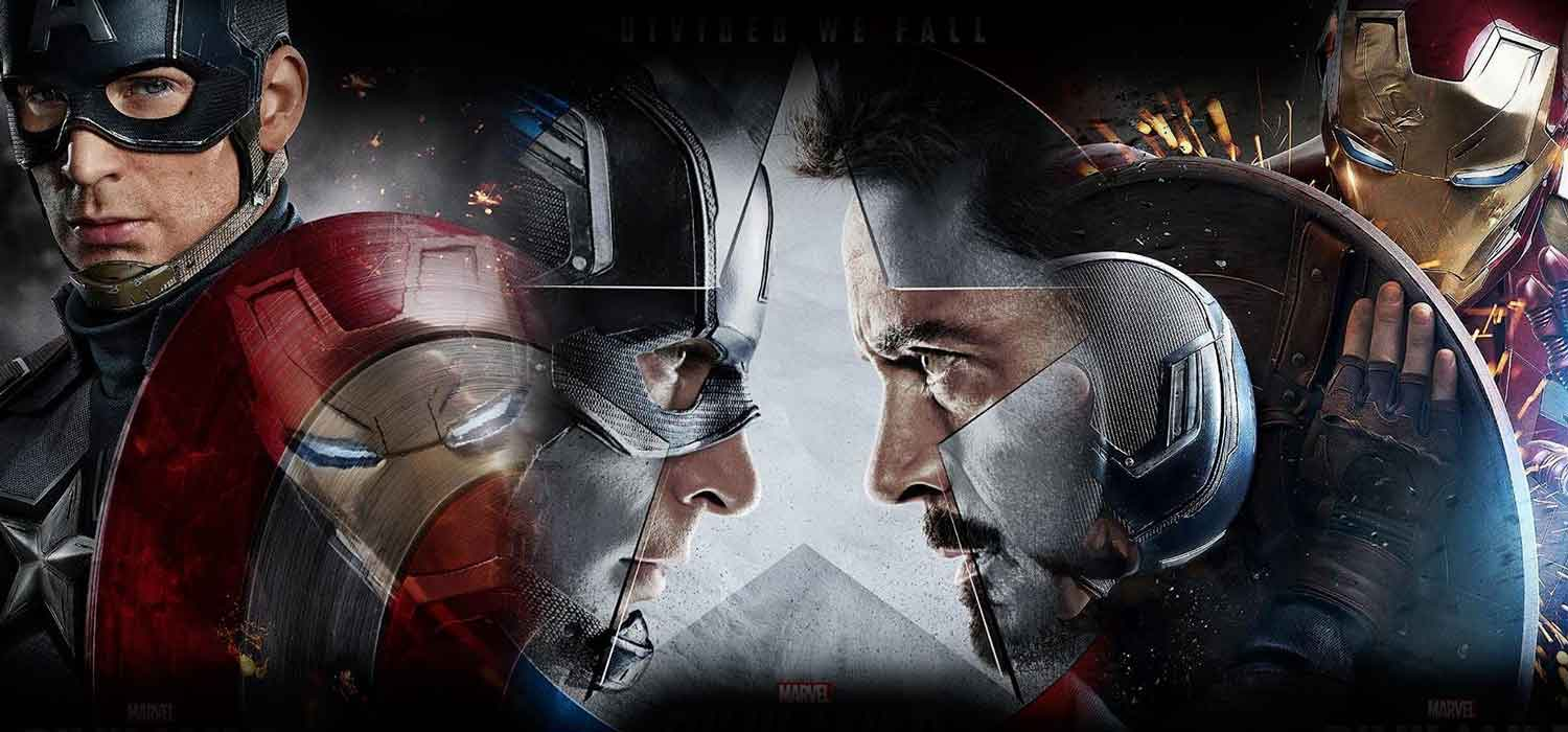 Capitán América: Civil War Blu-Ray