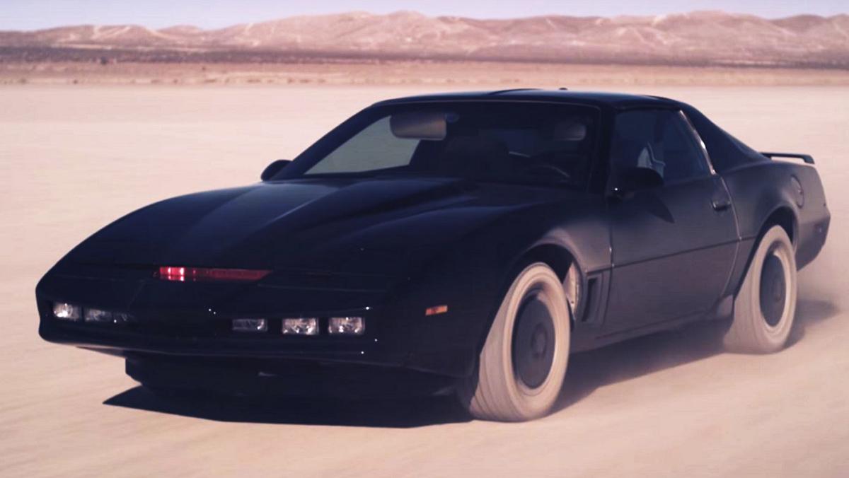 El coche fantástico podría volver en 2017