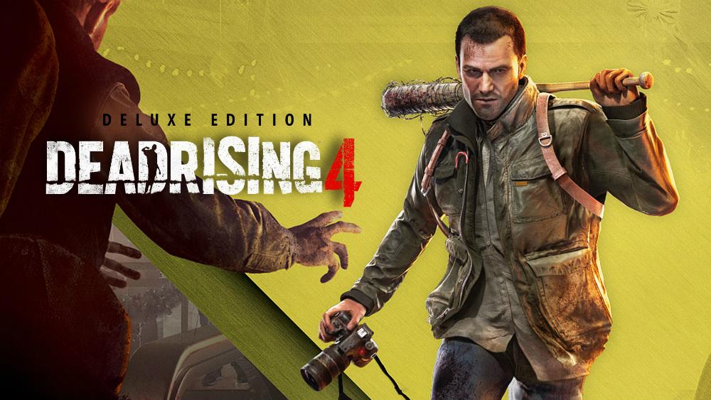 Dead Rising 4 Deluxe Edition