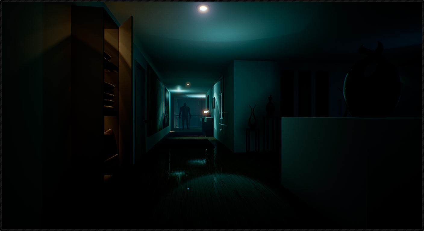 U-tad Diarios de Desarrollo Tessera Studios Intruders Hide and Seek