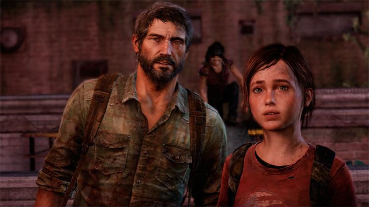 Ellie, la chica a proteger