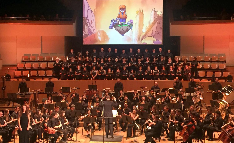 Games & Symphonies: Rise & Shine