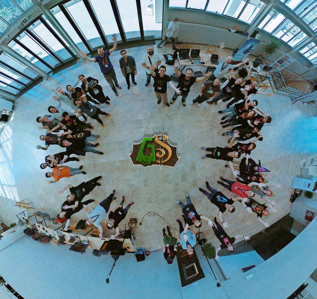 Games & Syphonies (Valencia): organización