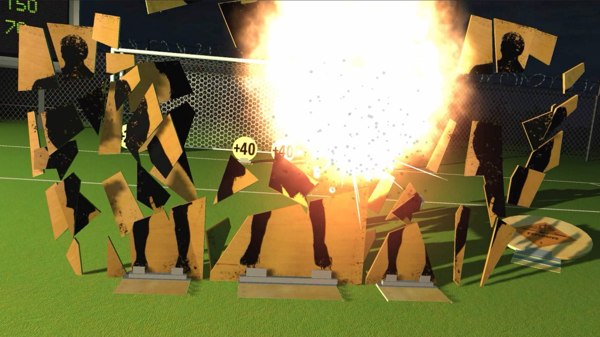 Headmaster explosivo