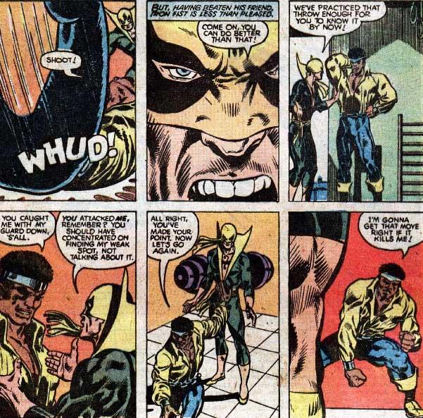 Iron Fist Quién es