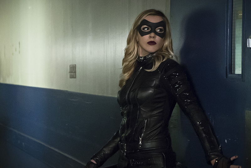Laurel Lance en Arrow