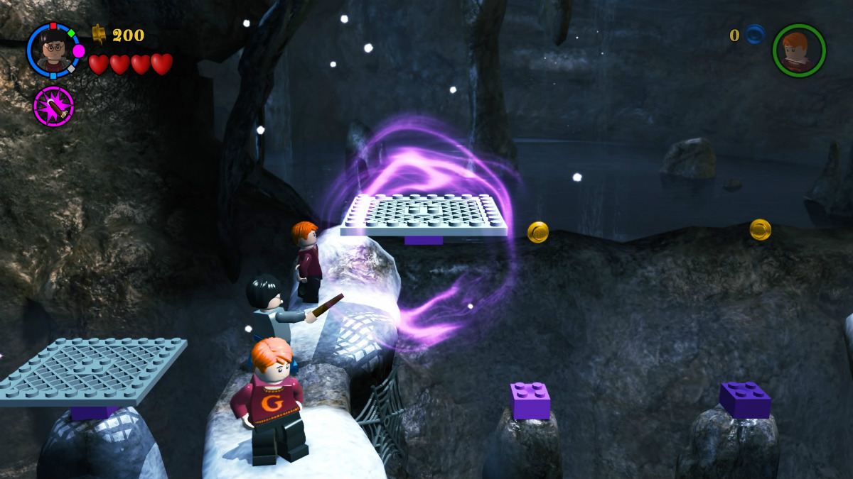 ​   ​LEGO Harry Potter PS4