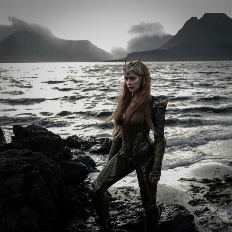 Liga de la Justicia - Mera, reina de atlantis