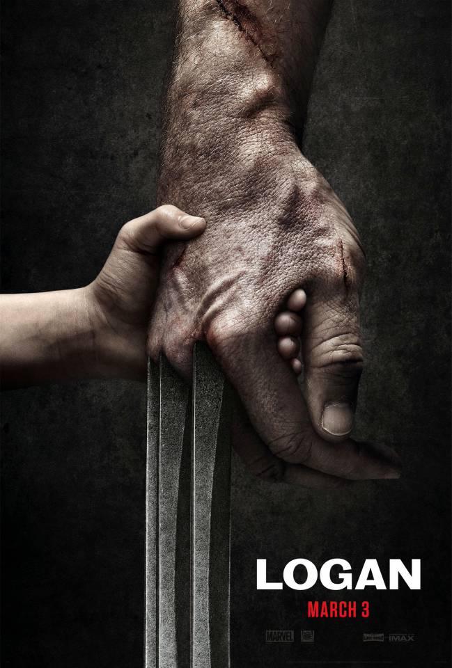 Logan póster - Lobezno 3