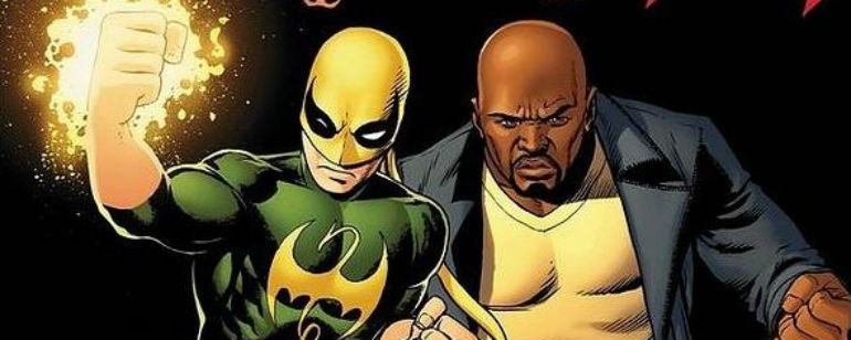 Luke Cage y Iron Fist
