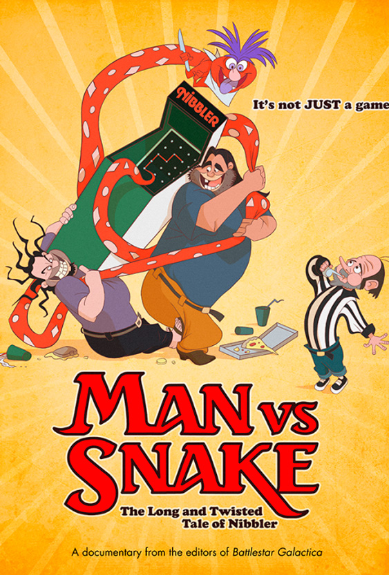 Man vs Snake - Cartel