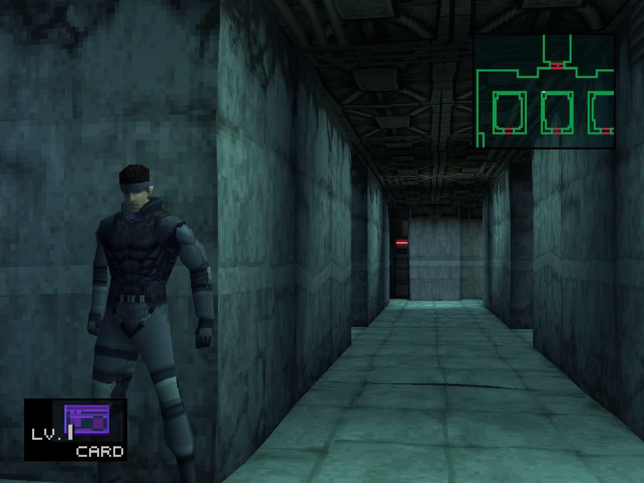 Metal Gear Solid - 1999