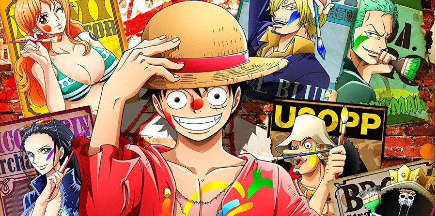 One piece se crea una petici n para que se doble el anime for Dibujos one piece