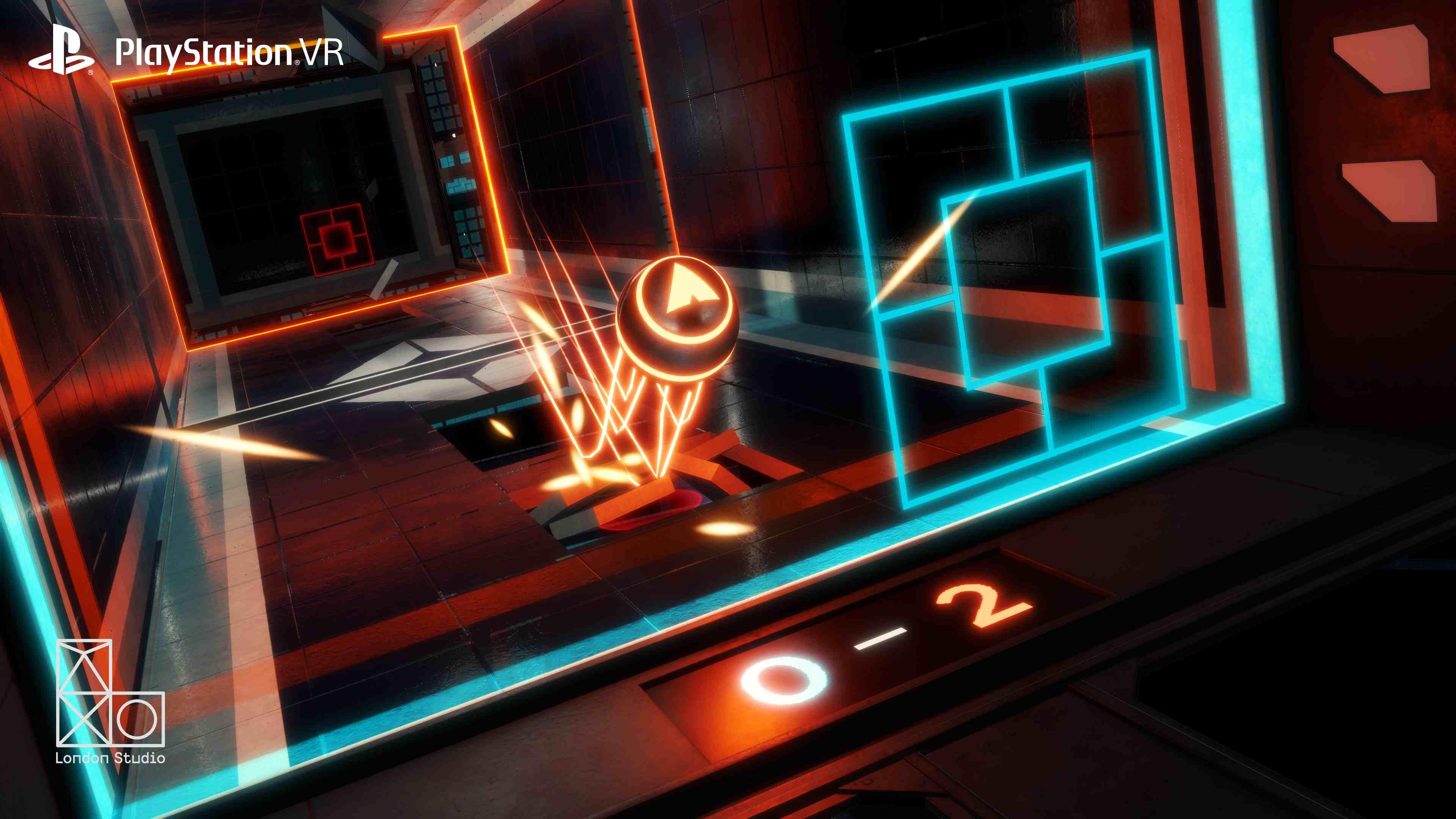 PlayStation VR Worlds Danger Ball