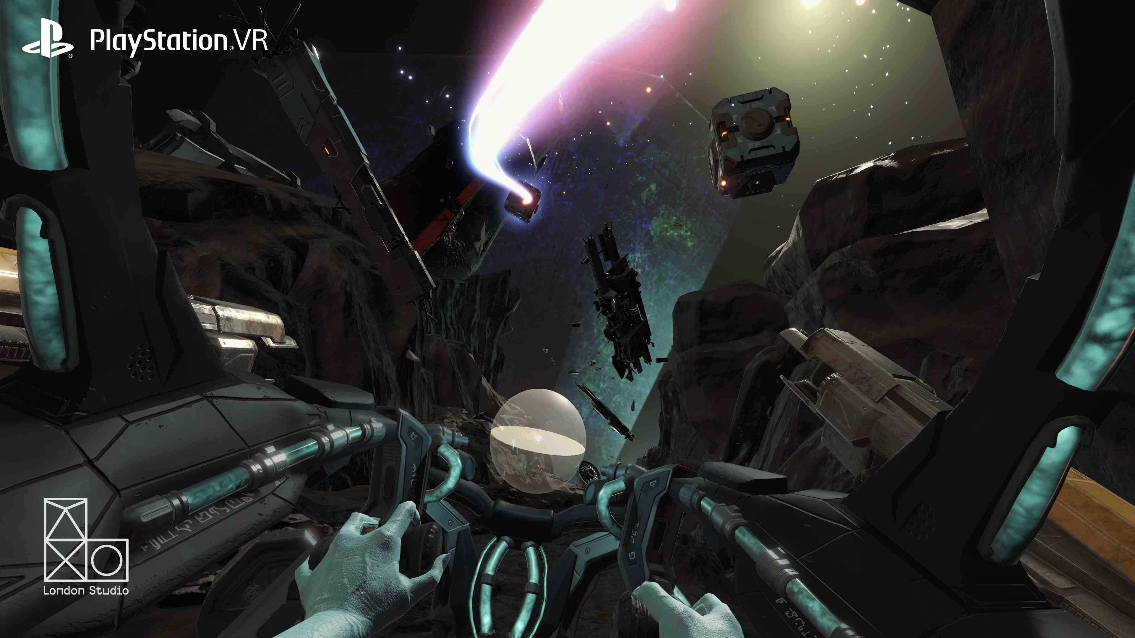 PlayStation VR Worlds Odisea Scavenger