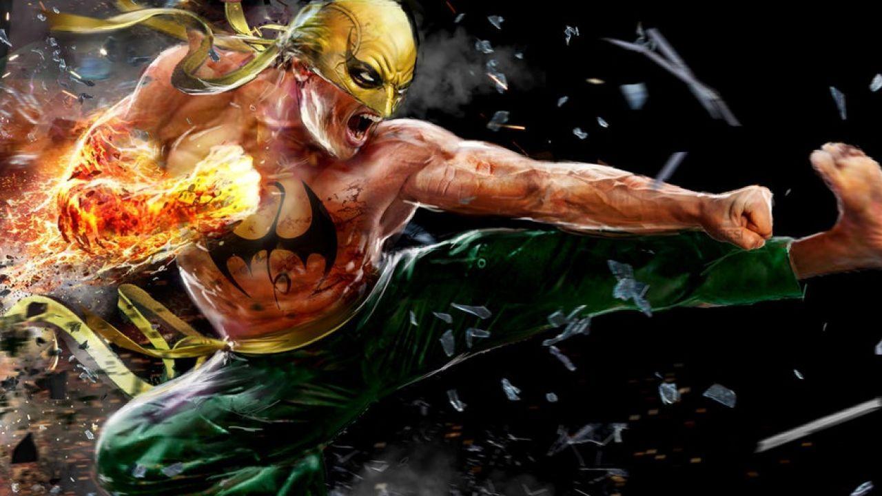 Poderes de Iron Fist