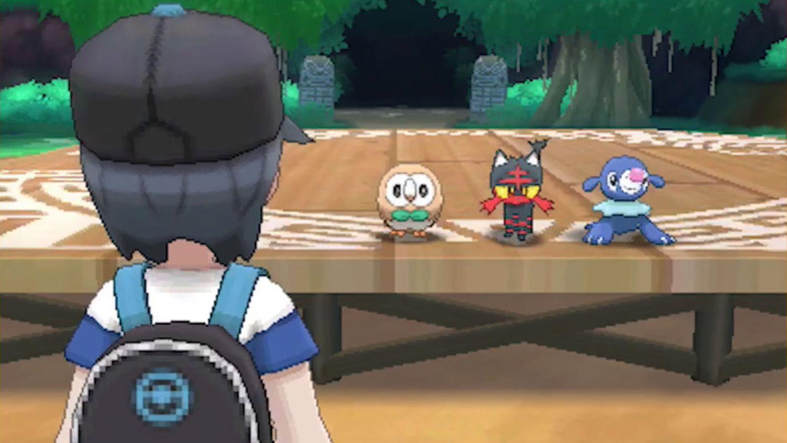 Pokemon Sol Y Luna Avance De Los Juegos Para Nintendo 3ds