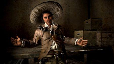 Red Dead Redemption - Javier Escuella