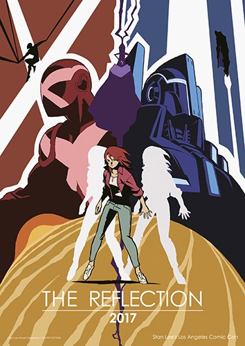 The Reflection - Anime de Stan Lee