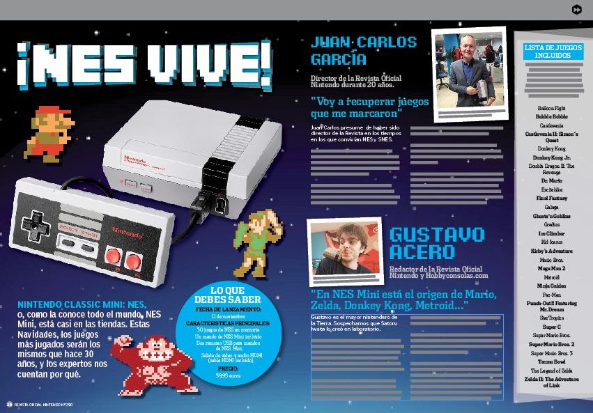Reportaje NES Vive