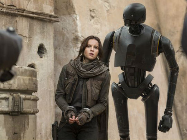 Imágenes Rogue One Star Wars