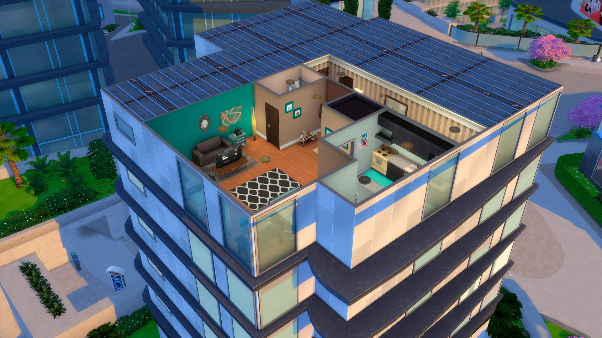 Los Sims 4: Urbaanitas 11
