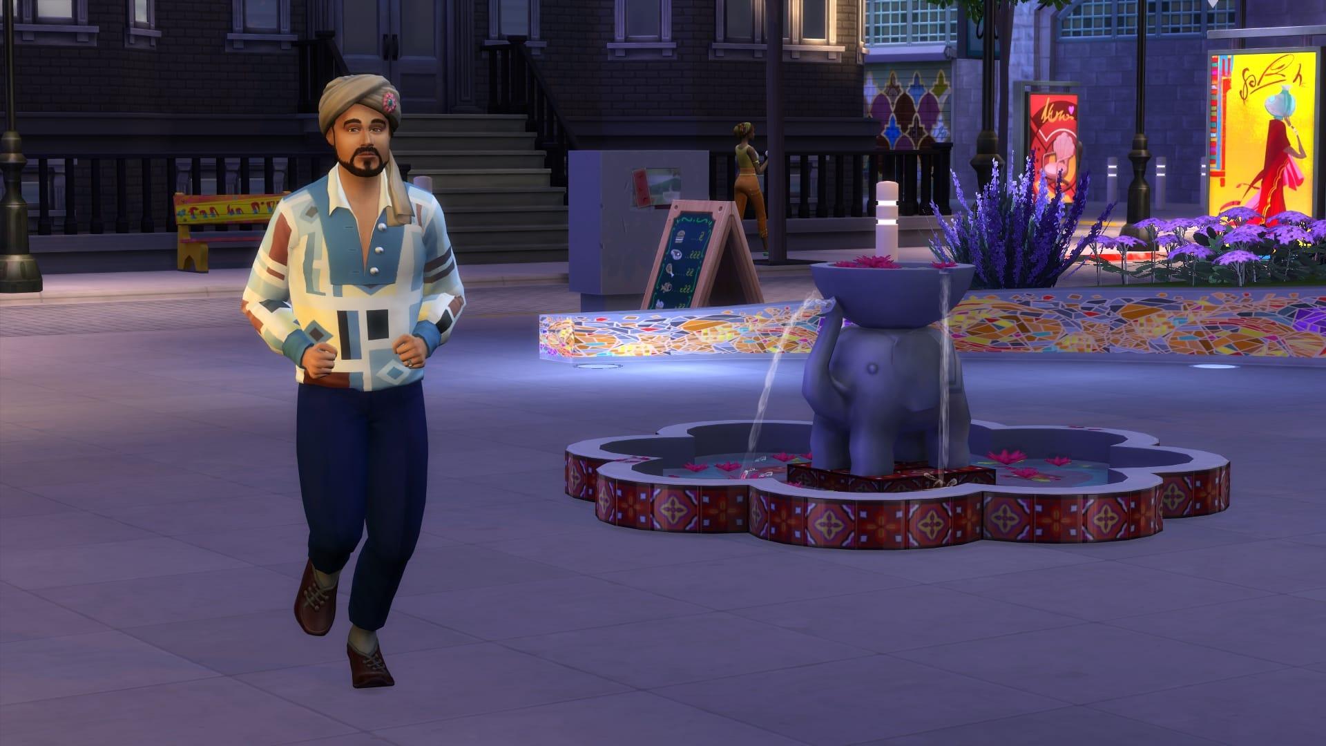 Sims 4 Urbanitas 10