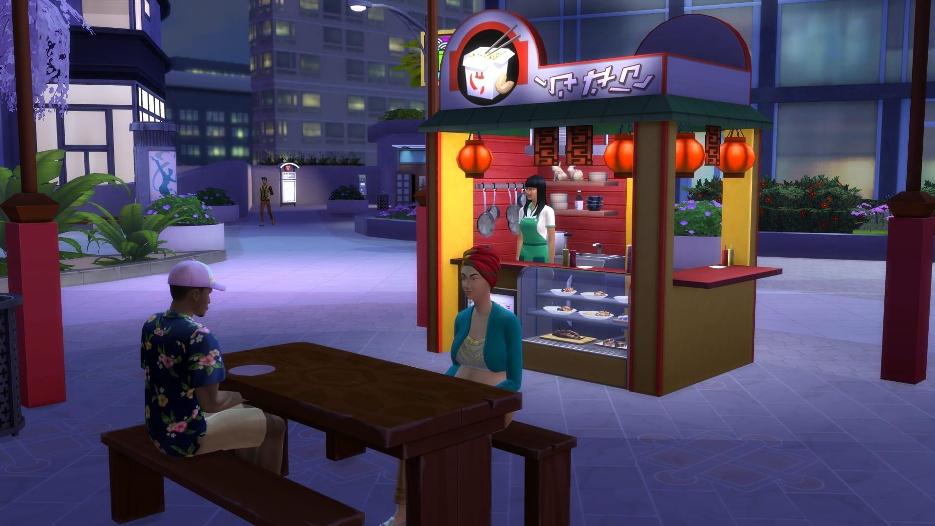 Sims 4 Urbanitas 2