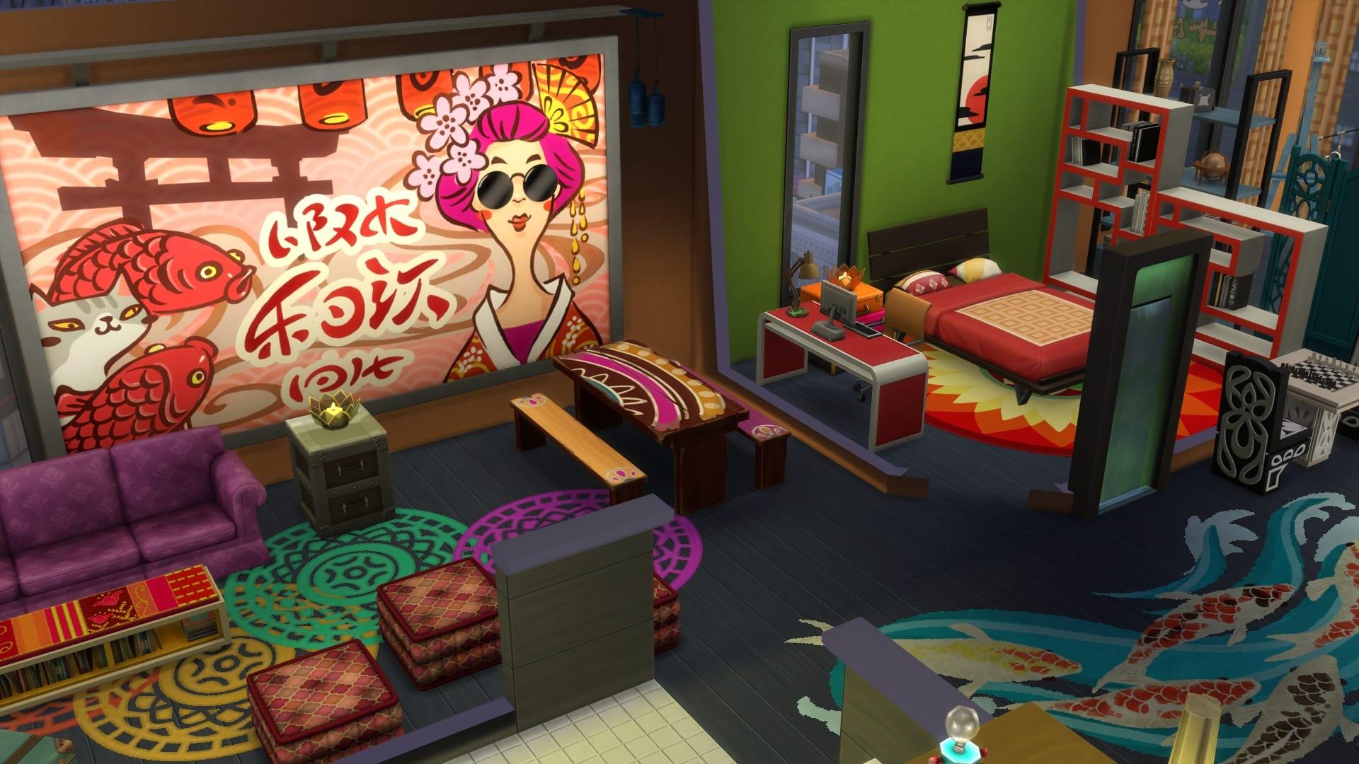 Sims 4 Urbanitas 3