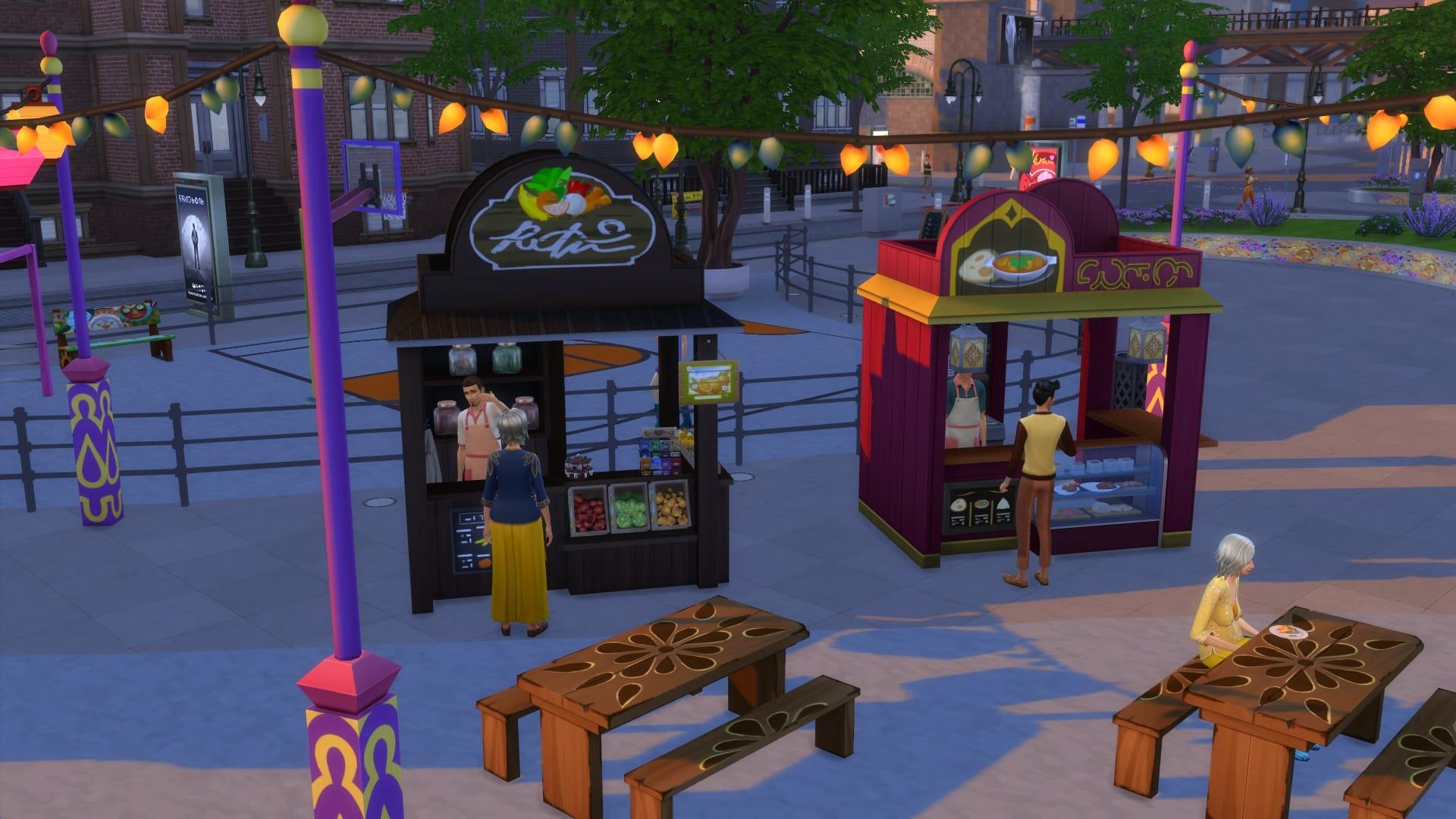 Sims 4 Urbanitas 6
