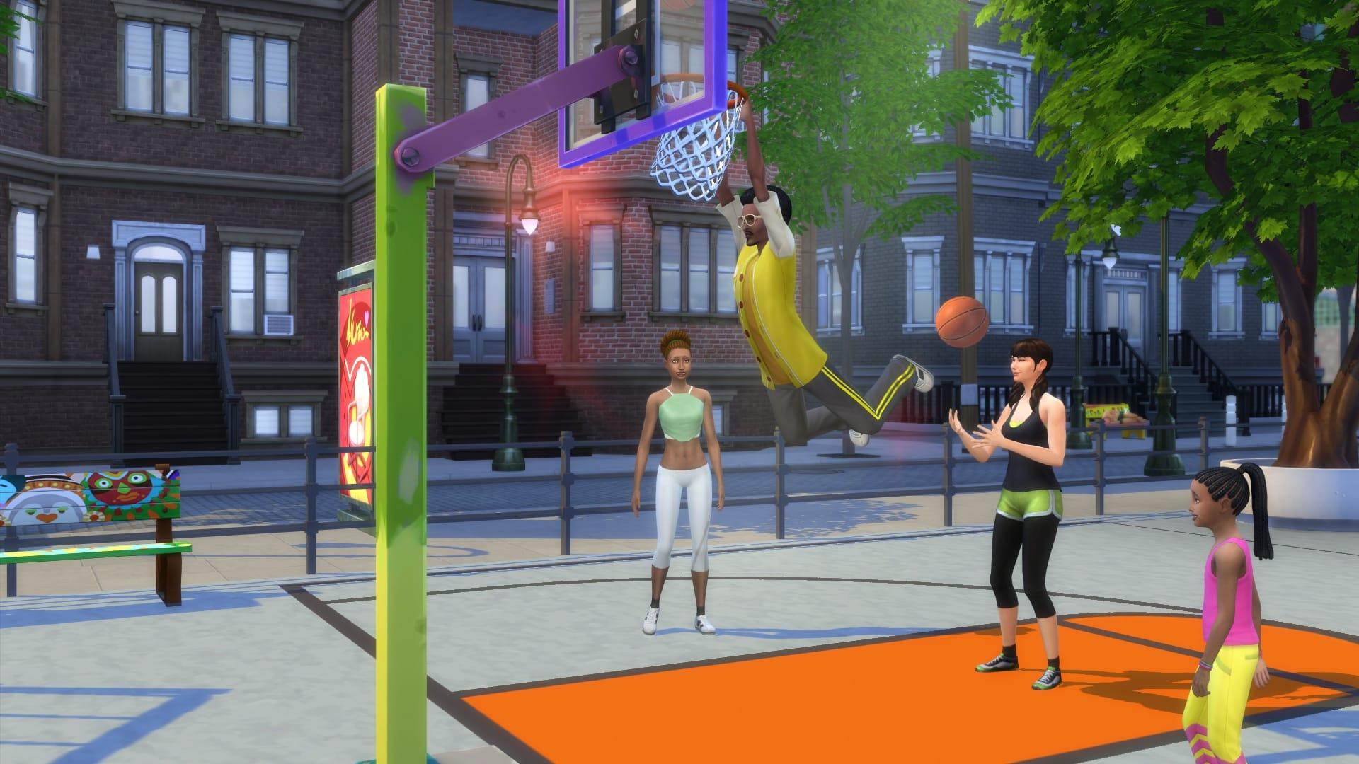 Sims 4 Urbanitas 8