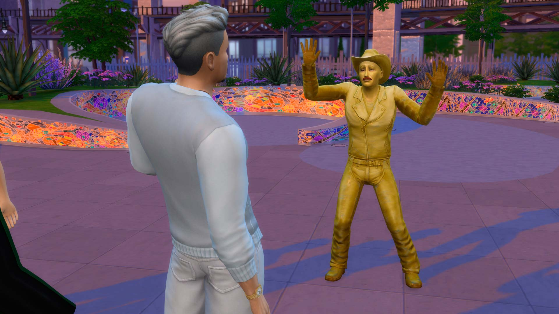Los Sims 4: Urbanitas 8