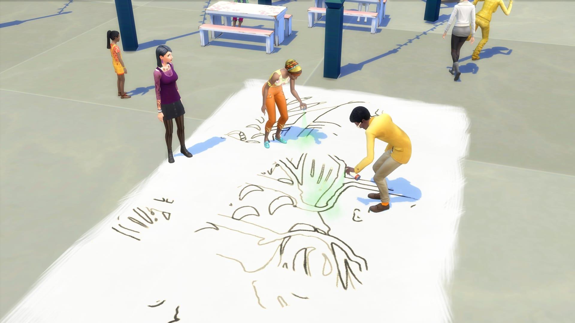 Sims 4 Urbanitas 9