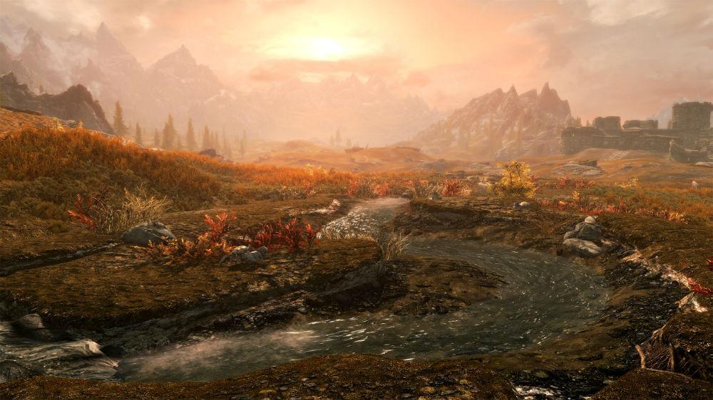 Skyrim Special Edition PS4 Pro