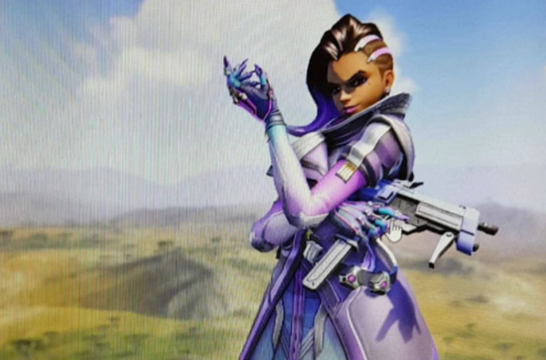 Sombra - Nuevo personaje de Overwatch