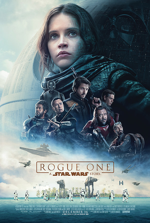 Ultimo poster de Star Wars Rogue One